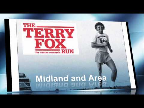Terry Fox Midland And Area Video History