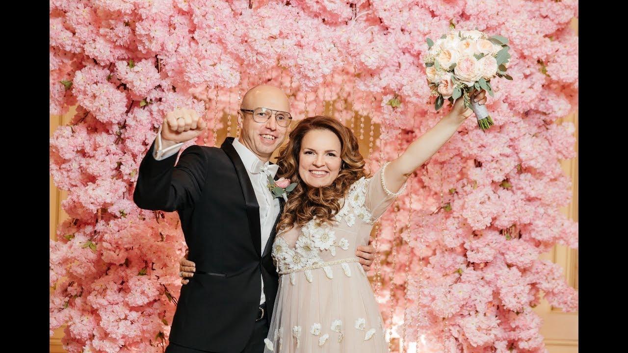 """Свадьба Анны и Станислава. Свадебная компания """"Два Ангела""""."""