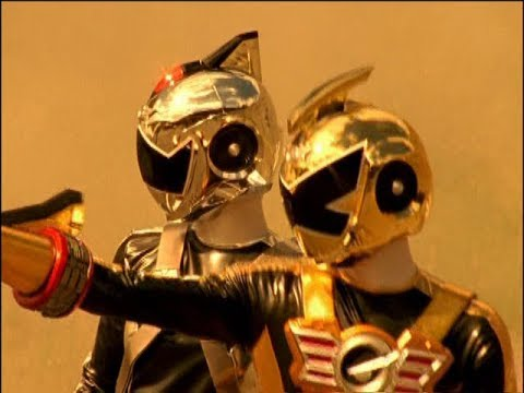 Power Rangers RPM - In or Out - Red, Gold, and Silver Ranger's Mission (Episode 16)