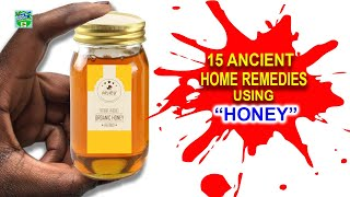 15 Ancient Home Remedies Using Honey, You Wish Someone Told You Earlier [With Subtitles]