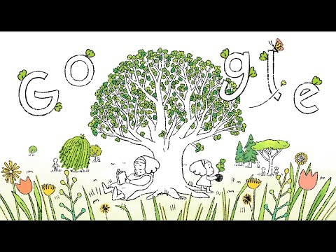 Earth Day 2021 Doodle