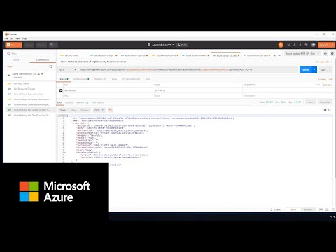 How To Use The Azure Advisor API To Remediate Recommendations