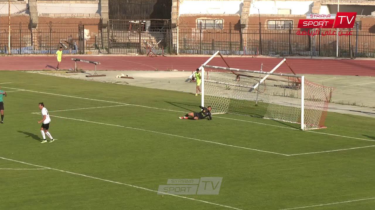 فريق الجيش يتأهل للدور ربع النهائي بفوزه على فريق تشرين بركلات الترجيح 2- 4 بعد التعادل الإيجابي