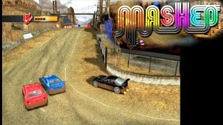 Mashed: Drive to Survive ... (PS2)