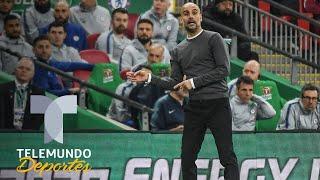 Pep Guardiola se convierte en el Rey Midas de Europa | Telemundo Deportes