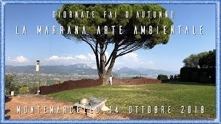 Giornate FAI d'autunno. La MARRANA arte ambientale | Montemarcello 14 ottobre 2018