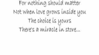 Whitney Houston - Miracle Lyrics