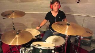 HARD ROCK HALLELUJAH - Lordi drum cover