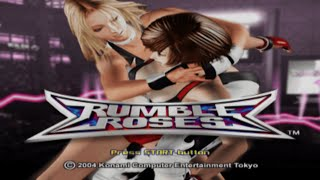 Rumble Roses Opening (PS2) (HD Quality)
