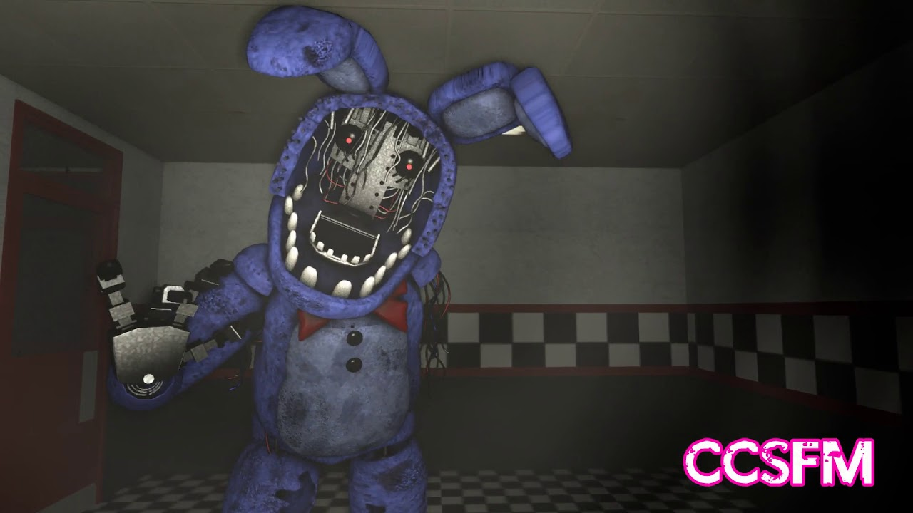 (FNaF SFM) Withered Bonnie Voice - YouTube