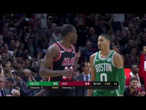 Boston Celtics vs. Miami Heat - November 22, 2017