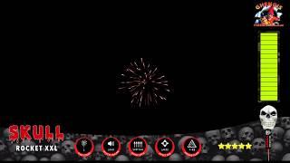 Skull Rocket XXL Loud Firework