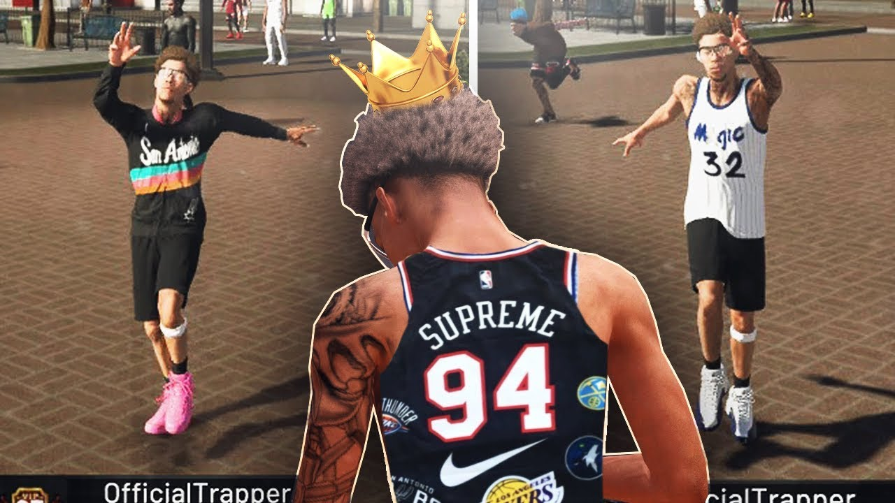 Best Park/Stage Outfits on nba 2k19?.. New Exclusive Custom Outfits! Look like DEMIGOD/ CHEESER!