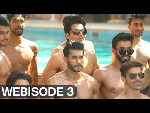 Mr. India 2016 | Mr. Popular | Webisode 3