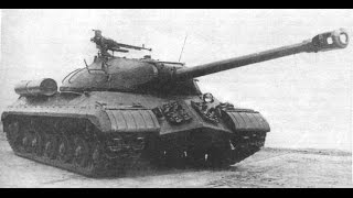 История тяжелого танка ИС-3