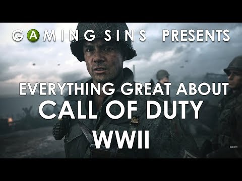 Everything Great About Call Of Duty WWII...