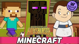 Monsters of Kreisklasse: Minecraft vs. Borussia Hodenhagen