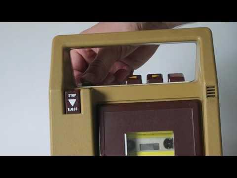 Fisher-Price Kassettenrecorder Nr. 826 (1980). Voll Funktionstüchtig + Gepflegt