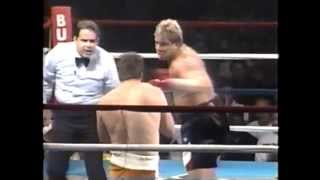 Tommy Morrison Highlights