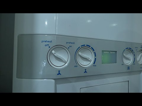 Combi Boiler Pre-Heat Function  Whats Best On Or Off ?