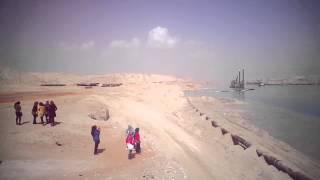 شاهد فيديو حصرى ماذا بعد أن أنشقت الجبال فى سيناء ؟!