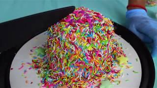 Taller: Piñata Cake