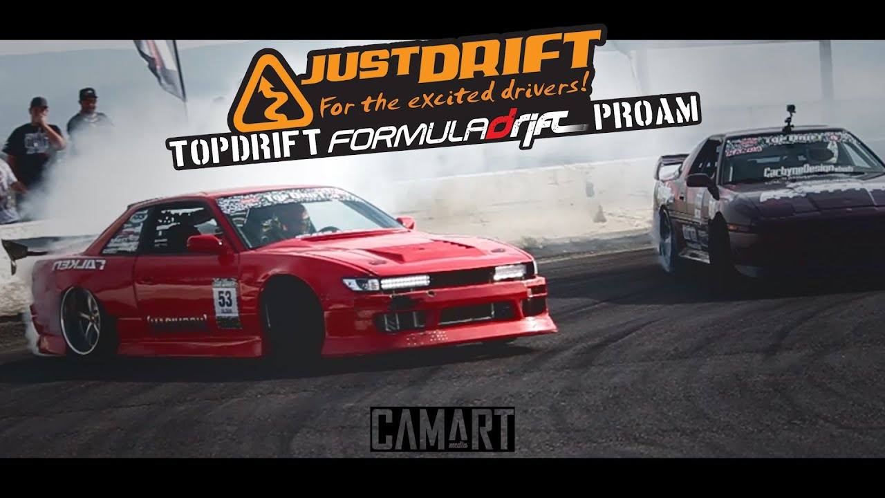 Top Drift 2016 // Round 1 - YouTube