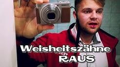 Operation: Weisheitszähne raus + Trainingspause & Cheatmeals.