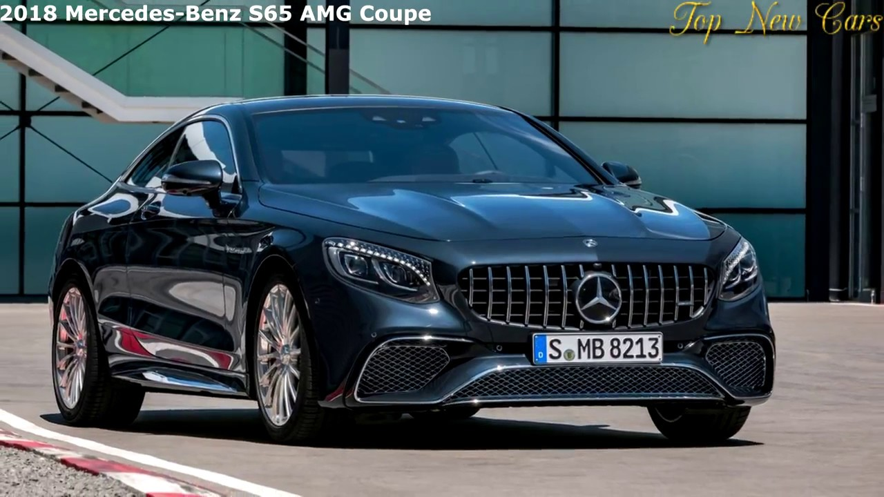 2018 Mercedes Benz S65 AMG Coupe - YouTube