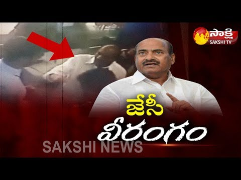 JC Diwakar Reddy Behavior and Attitude over Indigo Staff || The Fourth Estate - 15th June 2017