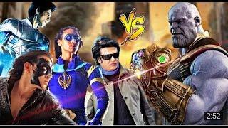 #Indian #SuperHero vs #Thones || Krish || Ra.One || Super Singh || SAHIL Ghamandi || Saharuk Khan ||