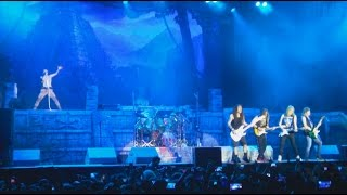 Iron Maiden - Hallowed be thy Name - Live @ Rock Fest Barcelona 2016