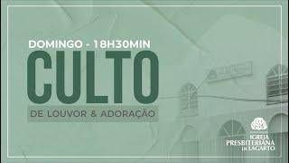 Culto | 30/08/2020