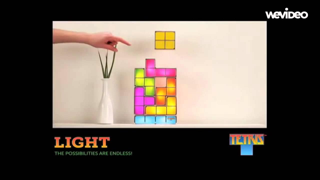 lampe tetris modulable bahtroom graffiti youtube. Black Bedroom Furniture Sets. Home Design Ideas
