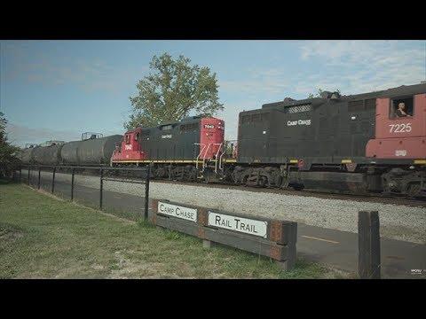 Columbus Neighborhoods: The Camp Chase Railroad