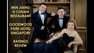 Min Jiang Chinese Restaurant At Goodwood Park Hotel Singapore! Dexperience Undercover Review!