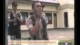 Video YouTube - Briptu Norman Dihukum Nyanyi ( Aksi Gila Polisi Gorontalo ) download MP3, 3GP, MP4, WEBM, AVI, FLV Desember 2017
