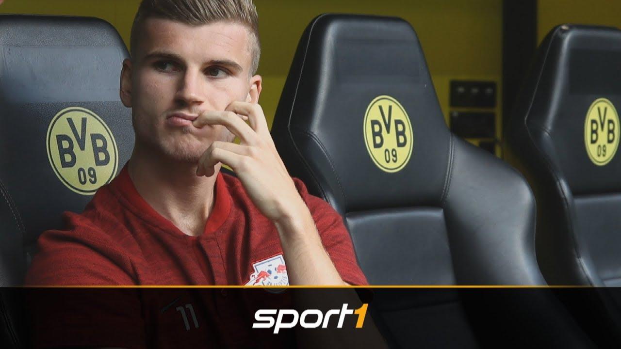 Werner beim BVB? Ex-Trainer bringt neue Option ins Spiel | SPORT1 - TRANSFERMARKT