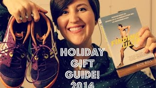 Holiday Gift Guide 2014 | Fitness & Wellness Thumbnail
