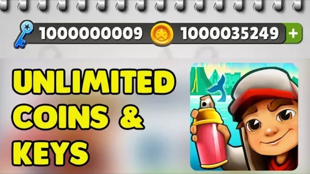Subway Surfers Hack Cheats  How to hack Subway Surfers Coins