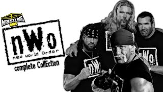 nWo - The Complete Wrestling Bios Collection