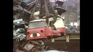 British binmen | Collecting Rubbish | Dustbin Lorry | The Protectors | 1972