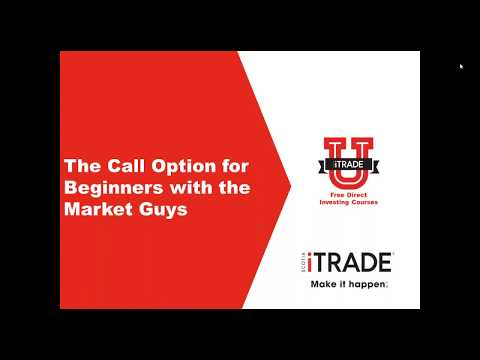 The Call Option with The Market Guys