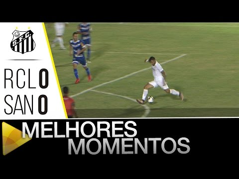 Rio Claro 0 x 0 Santos | MELHORES MOMENTOS | Paulistão (20/03/16)