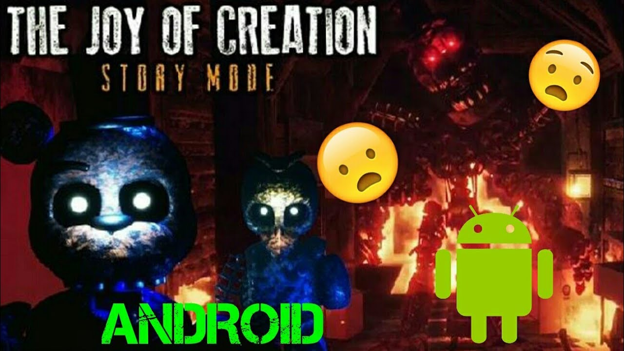 the joy of creation apk