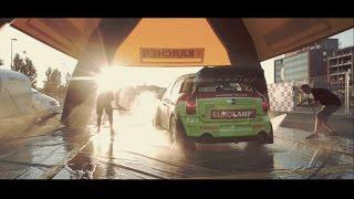 Как выглядит Чемпионат Мира по ралли WRC изнутри, а так же ферма лосей в Финляндии!)