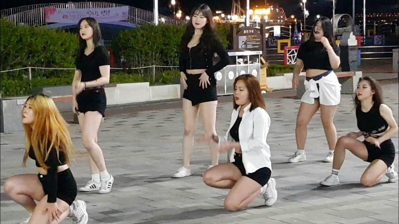 고딩 댄스팀 개드립