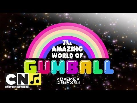"""""""Невероятният свят на Гъмбол"""" ♫ Начална песен ♫ Cartoon Network"""