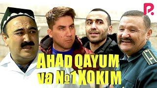 Qalpoq - Ahad Qayum va Nomer odin Xokim (hajviy ko'rsatuv)