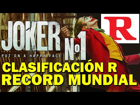 "JOKER - RECORD TAQUILLA ""R"" - NOTICIAS - News - Joaquin Phoenix - BOX OFFICE"